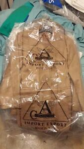 4 BRAND NEW, QUALITY Emporio Collection Faux Leather Jackets Kitchener / Waterloo Kitchener Area image 1
