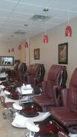 spa nails  promotions