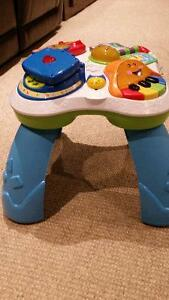 fisher price activity table Cambridge Kitchener Area image 1