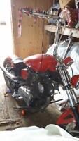 need sumone to bring my motorbike from elmwood to mountain rd