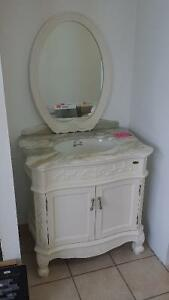 Liquidation bathroom vanity