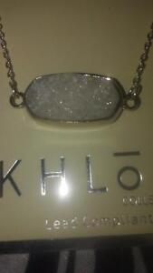 Khloe Collection Stone Necklaces