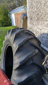 looking for good 18.4x26 tractor tires