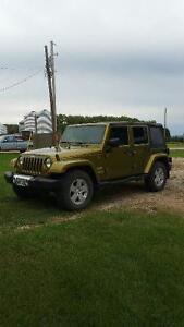2008 Jeep Wrangler Limited Sahara Other