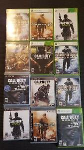 Cheap Call of Duty games for PS3 and XBOX 360