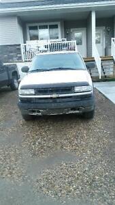 2001 Chevrolet Trailblazer Other