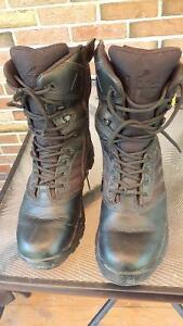 Motorcycle Riding Boots ( Military )