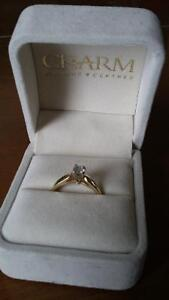 Engagement Ring-Serenade .25CTW Size 7