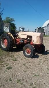 CASE 610 TRACTOR for Sale
