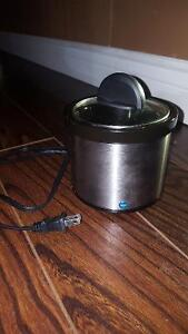 Mini Crockpot for dips