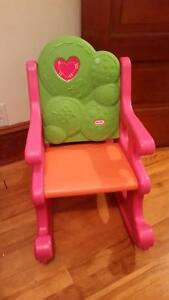 Little tikes Lalaloopsy toddler rocking chair $40 OBO