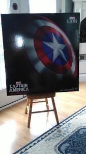 Marvel Legends Captain America Shield $200 OBO Peterborough Peterborough Area image 1