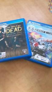 The Walking Dead S2 + Freedom Wars