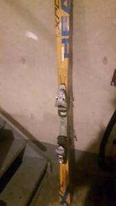 Full Metal jacket racing skis