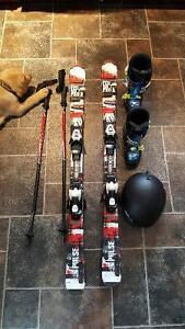Boys ski package