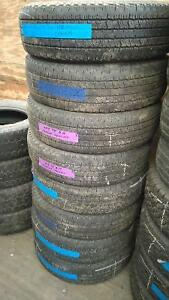 4 USED HANKOOK DYNAPRO 235/75R17