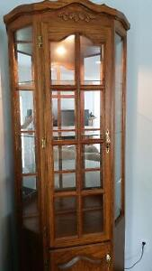 Curio/China Cabinet Kitchener / Waterloo Kitchener Area image 2