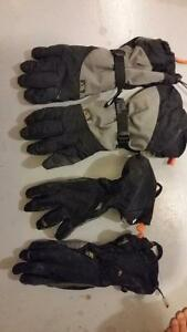 Ski or climbing gloves - Mountain Hardwear