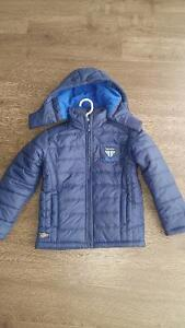 New BOYS' WARM STORM JACKET and other wollen addons for $82