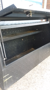 Steel tool boxes 1200mm Mermaid Waters Gold Coast City Preview