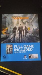The Division game code, still good