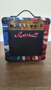 Marshall MGCD10 Electric Guitar Amp Custom Paint!