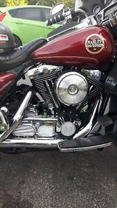 1996 Harley ultra glide classic Kitchener / Waterloo Kitchener Area image 3