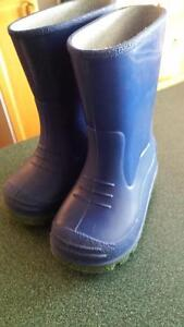Boys toddler rubber boots
