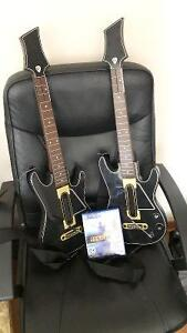 Guitar hero LIVE ps4 with 2 controllers