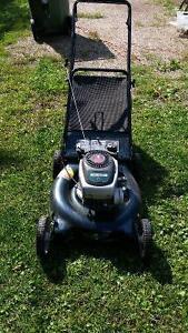 3.8 Mastercraft lawnmower