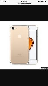 Iphone 7 128gb bell