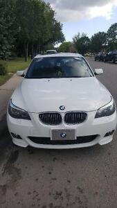 low kms 2010 BMW 535XI M SPORTS PACKAGE