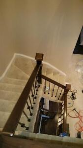 Carpet liquidation box stairs @$250