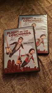 HBO Flight Of The Conchords DVD full seasons West Island Greater Montréal image 2