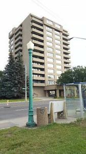 Central Downtown Edmonton Condo For Rent