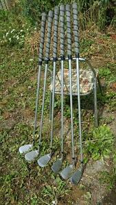 Ladies right handed golf irons