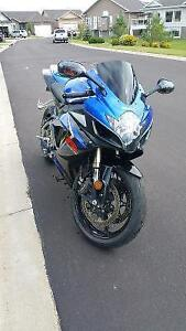 07 GSXR 600 well maintained light mods