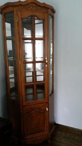 Curio/China Cabinet Kitchener / Waterloo Kitchener Area image 1