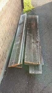 beautiful barn boards $3/foot Cornwall Ontario image 2