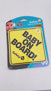 Free baby on board for car sign Yanchep Wanneroo Area Preview