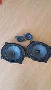 OEM Toyota Camry speakers 2012-2014