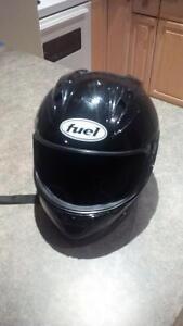 Kids Helmet, by Fuel - black