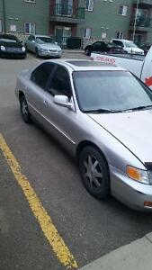 1997 Honda Accord Sedan