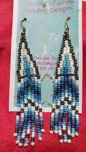 Native Hand Crafted Earrings