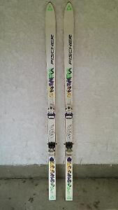 Fischer SC2 Racing Skis with Tyrolia 550 Bindings