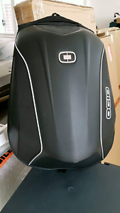 OGIO No Drag Mach 5 Carbon Stealth Motorcycle bike Backpack Bag Kellyville Ridge Blacktown Area Preview