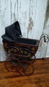reproduction doll buggy