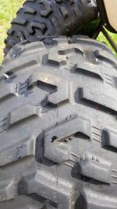 Atv tire.  Factory with very low milage.