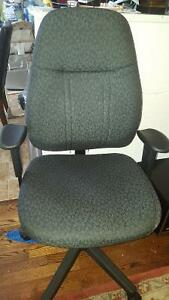 Pledge Topaz High Back Operator Chair