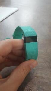 Fitbit charge HR - Teal - Large